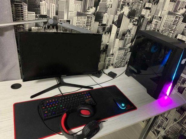 Продам игровой компьютер в комплекте!