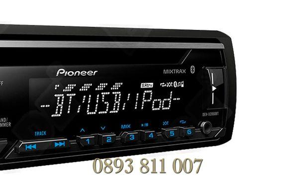 PIONEER Нова музика за кола/радио /mp3/usb/sd плеар модел: 8228