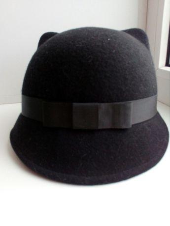 Продам шапочку с ушками