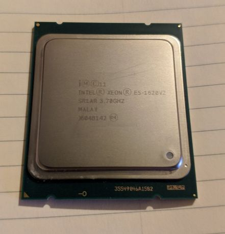Procesor Intel Xeon Quad Core E5-1620 v2, 4 nuclee, max 3.9 GHz