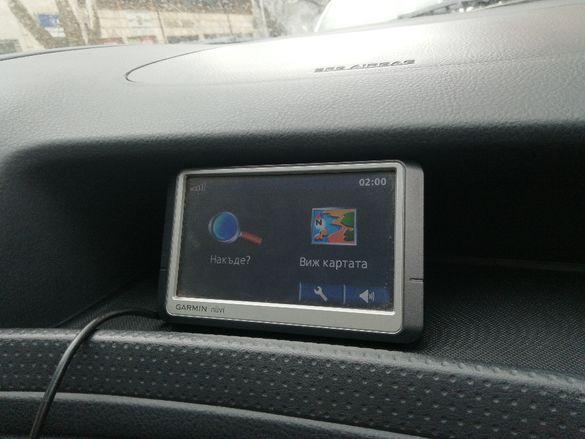 Навигация за кола Гармин нуви