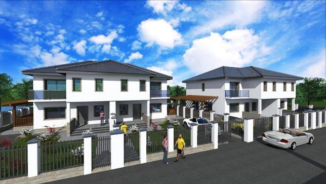 Duplex Apahida, 149 mp. utili - Ansamblu privat