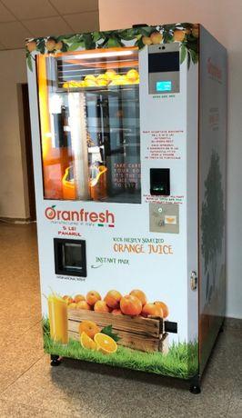 Aparate Automate (Vending) de Fresh de Portocale