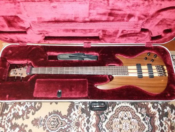 Продаётся бас-гитара Ibanez SR-1005 Prestige.