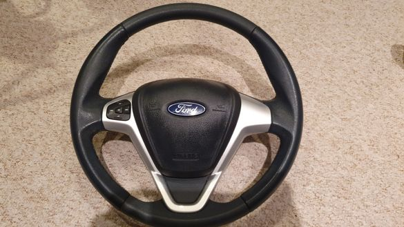 Ford Fiesta Airbag Аербаг Аирбаг 2009-2017 волан/пасажерски/колани