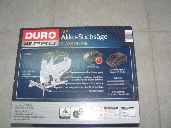 Зеге DURO акумулаторна батерия 18V
