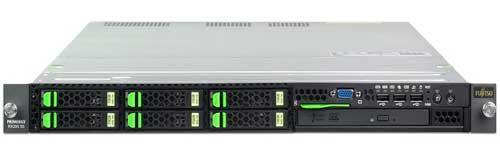 Сервер RX200 S8 4xSFF/2x E5-2650v2/64Gb RAM/2x500Gb SATA/ГАРАНТИЯ