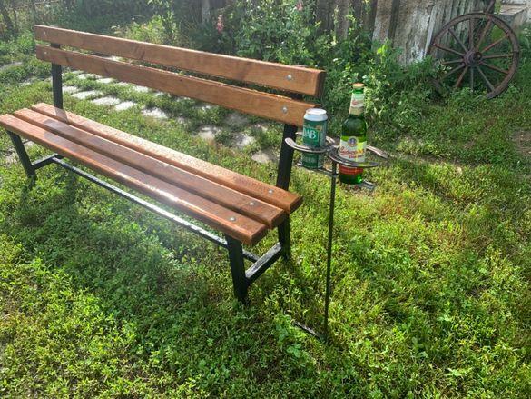 Голяма Градинска пейка /скамейка