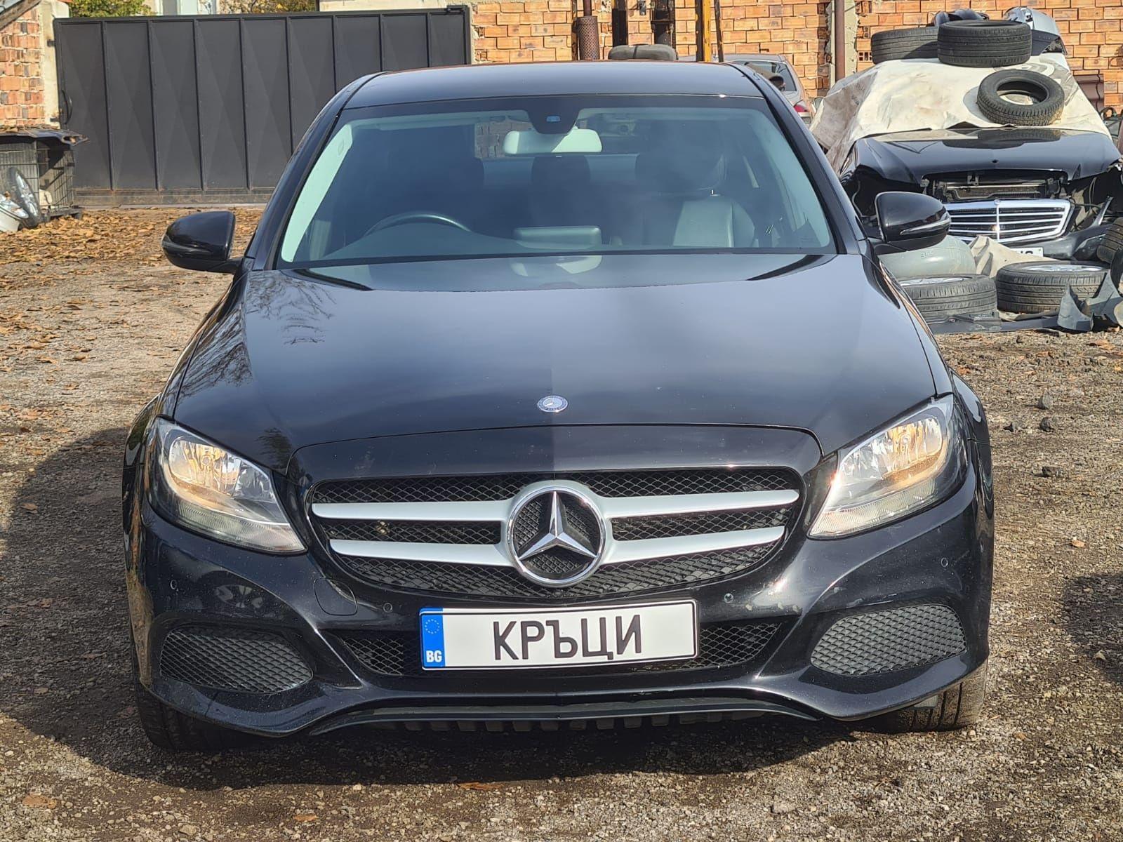 Mercedes C200 на части 2016г. W205