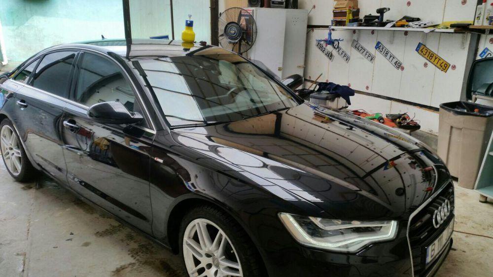 Montez folie auto Llumar + Polish faruri + Colantari auto + Parbriz Bucuresti - imagine 1
