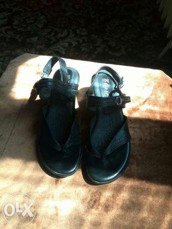 Промоция 45 лв. Италиански сандали естествена кожа.