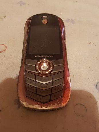 Telefon vintage de colectie Vertu Porsche