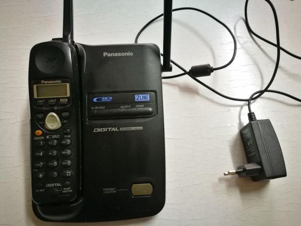 Telefon fix pentru birou Panasonic Digital 2-Line (cu doua linii)