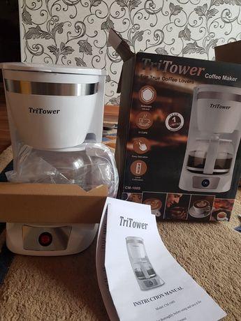 Кофеварка TriTower
