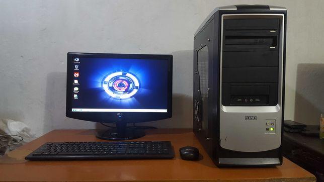 Бюджетный Компьютер для дома и офиса. Не дорого, бесплатная доставка!