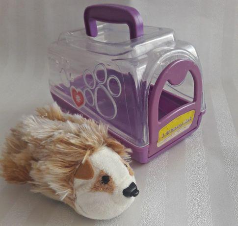 Hamster Cepia LLC si o cusca 10x16xh.11 cm