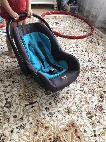 Детская люлька шезлонг кресло