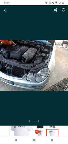 Двигател Mercedes 2.2 cdi 150 коня w211