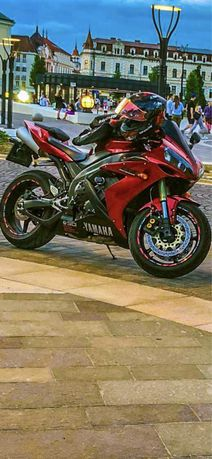 Vand Yamaha r1 2005