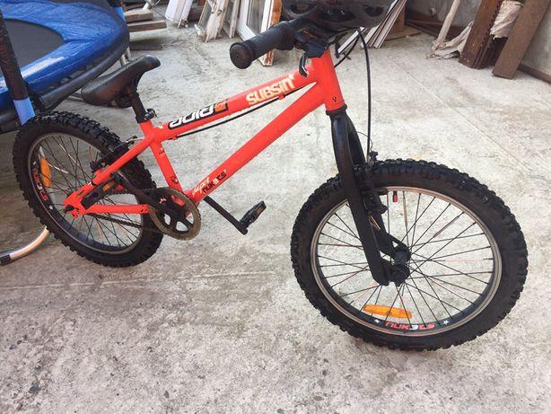 Bicicleta Dirt bike