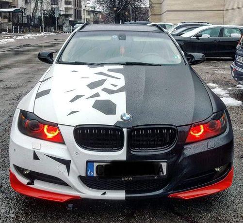М Капаци за огледала за BMW E90/91/92/93  Фейслифт  *M3  изглед
