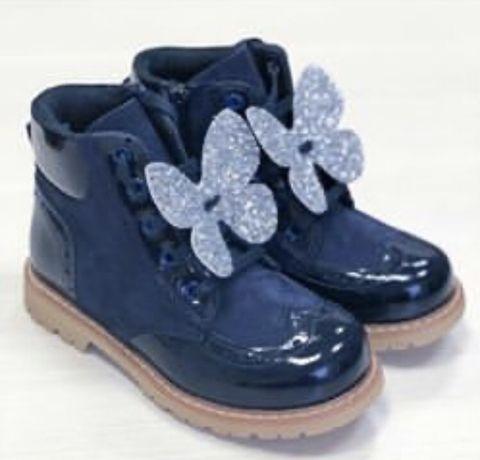 Ботинки ортапедические для девочек