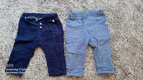Бебешки панталони HM и Zara 2бр