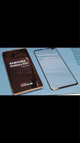 Inlocuire schimbare sticla geam display Samsung S8 S9 S10 S20 Plus