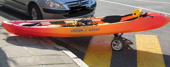Каяк, ocean kayak