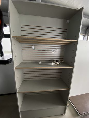 Шкаф щендер за магазин канални пана