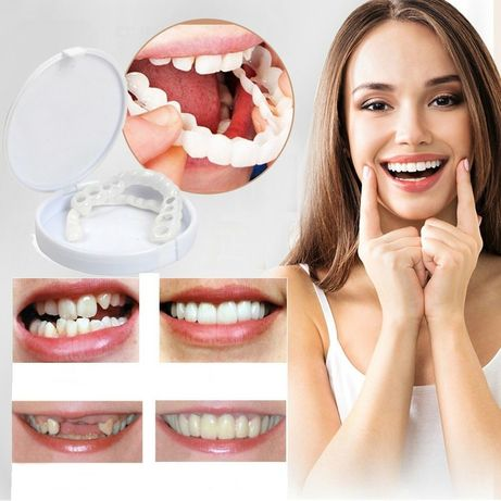 Fațete dentare universale - 1+1 GRATUIT - Stoc limitat
