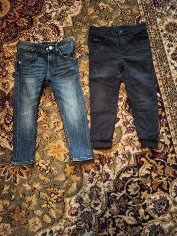 Jeans noi H&M mărime 104(3-4ani)