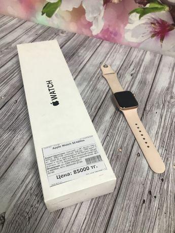 Apple Watch SE 40mm. #AT12778. Kaspi red. Kaspi kredit.