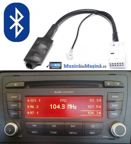 Interfata Modul Bluetooth Concert 3 pt Audi A3, A4, TT, Exeo (nu aux).