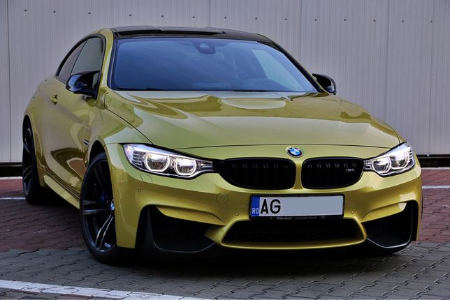 BMW M4 FULL LED Keyless Competition FACELIFT
