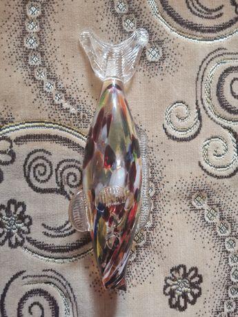 Vând bibelou confecționat din sticlă vintage
