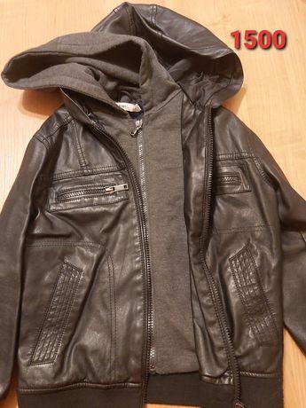 Продам куртку и пуховик