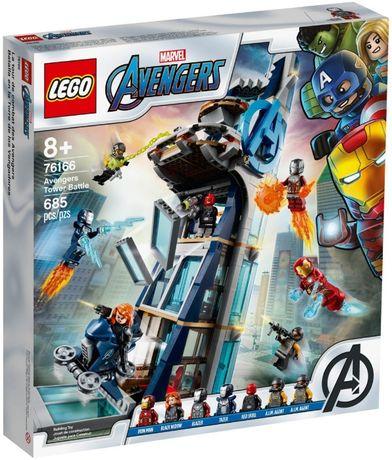 LEGO 76166 Super Heroes Битва за башню Мстителей