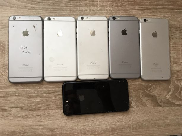 Iphone 6 si 6 plus piese