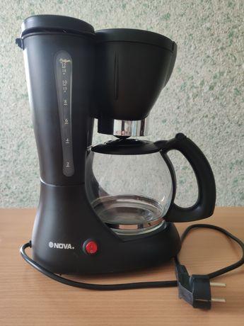 Кофеварка капельная Nova