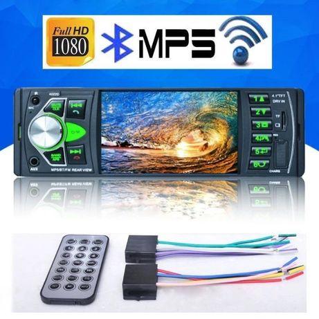 Мултимедия единичен дин Авто MP5 плеър за автомобил за кола с екран 4.