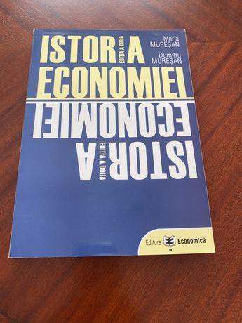 Istoria economiei - Maria Muresan si Dumitru Muresan