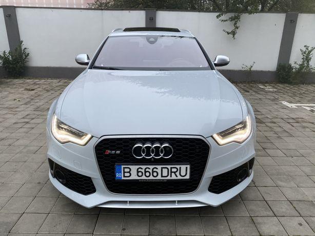 Audi RS6 - stare impecabila - accept variante mai scumpe
