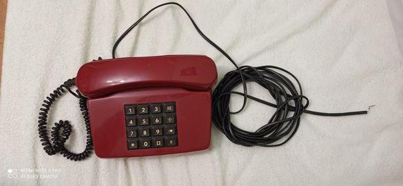 Стационарен телефон.