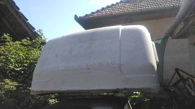 Dormitor cabină camion Mercedes