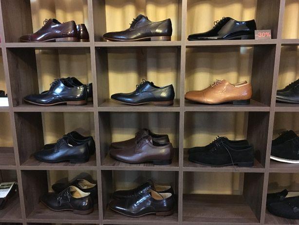 Lichidare stoc: pantofi, costume, camasi - TOT STOCUL