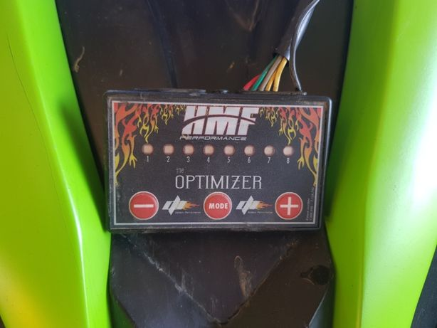 Hmf performance optimizer power commander Canam Grizzly Brute Force