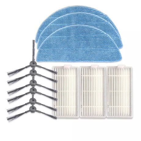 Четки и филтри робот прахосмукачка ilife V5,V5s, А4, A4s, X5,V1 Medion