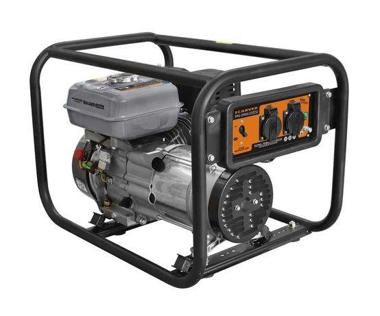 Бензиновый генератор CARVER PPG-3900А BUILDER Звоните!
