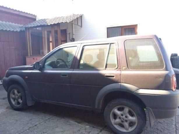 Dezmembrari Land Rover Freelander 1 td4 2.0 diesel tdi dezmembrez